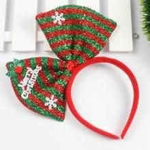 Giraffe Christmas Decorations by Popular Christmas Headdress Buy Cheap Christmas Headdress Lots