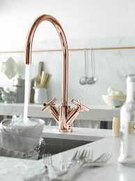 copper faucets kitchen 15 ideas for adding a touch of copper to your home contemporist