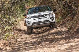 lifted land rover 2016 discovery sport an american safari by land rover canyon news