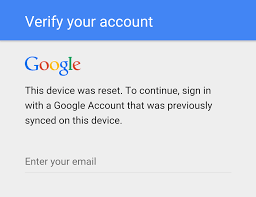 account recovery for android understanding and bypassing reset protection elcomsoft