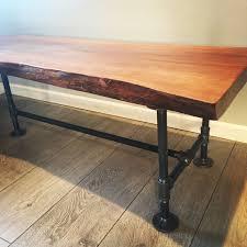 Best  Slab Table Ideas On Pinterest Wood Slab Table Wood - Kitchen side tables