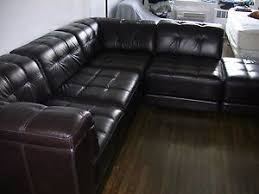 Stacey Leather Sectional Sofa Stacey Sectional Sofa Glif Org
