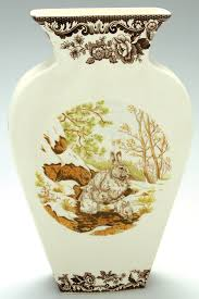 Spode Vases Woodland By Spode China At Replacements Ltd