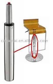 verin chaise bureau chaise ascenseur de gaz vérin pneumatique de remplacement des pièces