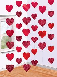 valentines party decorations heart strings pretty decor 3 s day 3