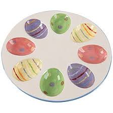 ceramic deviled egg plate 68 best egg plate ideas images on deviled eggs