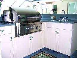 Outdoor Kitchens Cabinets Teak Outdoor Kitchen Cabinets Teak Cabinets Small Outdoor Kitchens