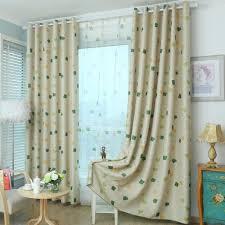 rideau fenetre chambre rideaux occultants chambre enfant décoration rideau 100 250cm