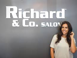 my all time best haircut at richard and co salon a discount code