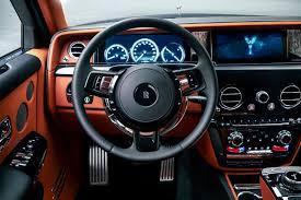 rolls royce steering wheel the next evolution of an icon u2013 the rolls royce phantom 8 o u0027gara