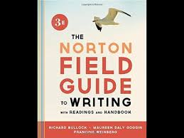 the norton field guide to pdf the norton field guide to writing with readings and handbook