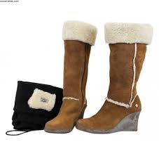 womens wedge boots australia ugg australia ugg suded womens wedge size 7 boots