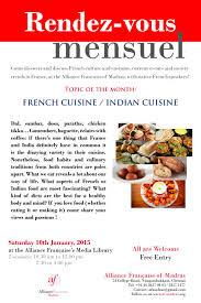 rdv cuisine rendez vous mensuel cuisine indian cuisine alliance