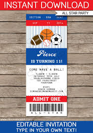 best 25 printable birthday invitations ideas on pinterest free