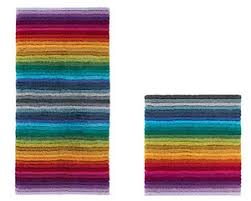 Colorful Bathroom Rugs Abyss Towels Habidecor Rugs J Brulee Home