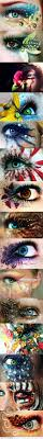 52 best unique eye makeup images on pinterest halloween makeup