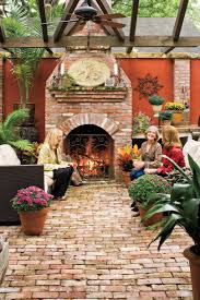 Brick Patterns For Patios Porch And Patio Design Inspiration Southern Living