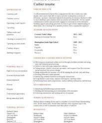 download cashier resume sample haadyaooverbayresort com
