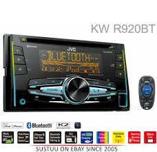 connect android to car stereo usb jvc kw r920bt car stereo din bluetooth mp3 usb aux ipod