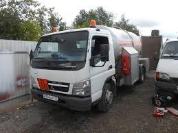 mitsubishi fuso camper camion cisterne per trasporto gas mitsubishi fuso in vendita