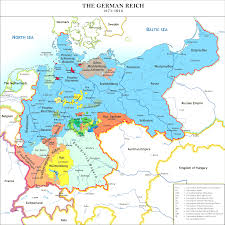 40 Maps That Explain The World by 40 Maps That Explain World War I Throughout Germany On A Map Of