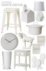 home decor items for sale white home decor hearts