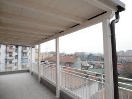 tettoia in legno per terrazzo tettoia in legno su terrazzo addossata e provincia cereda