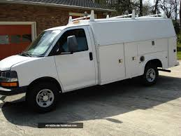 2007 chevrolet express information and photos zombiedrive