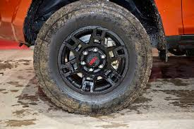 lexus trd wheels toyota launching tacoma 4runner and tundra trd pro models