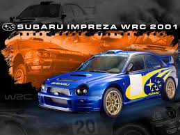 subaru bugeye wallpaper subaru impreza wrc 2001 by khax on deviantart