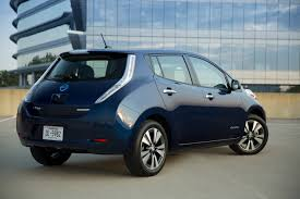 nissan leaf interior the all electric 2017 nissan leaf electromotivela