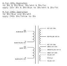 wiring diagram for transformer power jtm45 granger
