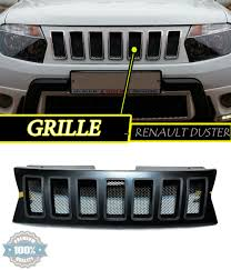 renault duster 2014 aliexpress com buy radiator grille for dacia renault duster 2010