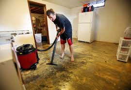 basement flooding may put a damper on your home sale the