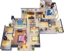 2500 Sq Ft Floor Plans by 1300 Sq Ft 3 Bhk 2t Apartment For Sale In The Antriksh Group Urban