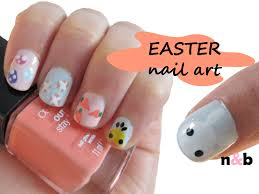 Easter Nail Designs 5 Cute U0026 Easy Easter Nail Art Designs Special Edition Youtube
