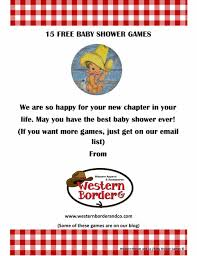 game winner or any very small best baby shower games ever gift for
