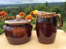 vintage drip glaze l vintage 10 drip glaze pitcher bud vase lt brown orange green retro