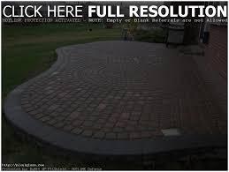 backyards terrific marvelous backyard pavers designs patterns