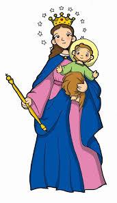 imagenes de virgen maria infantiles gifs y fondos pazenlatormenta imagen de la virgen maría auxiliadora
