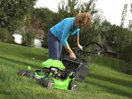 mowers for the older generation diy