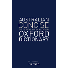 oxford australian concise dictionary 5th edition officeworks