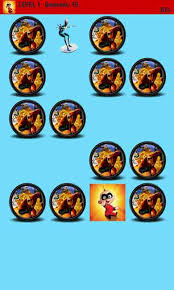 free incredibles memory game free apk download android