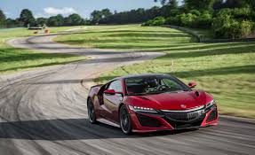 acura supercar 2017 2017 acura nsx in depth model review car and driver