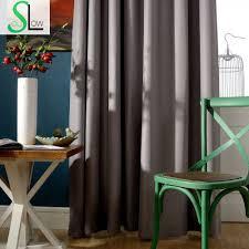 Living Room Curtains Silk Popular Black Silk Curtain Buy Cheap Black Silk Curtain Lots From