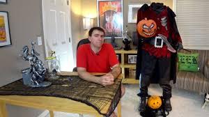 halloween review 2014 headless horseman from spooky village cvs
