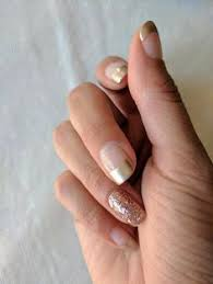 color street nail polish strips are so easy to apply look at the