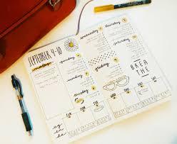 bullet journal bullet journal and september