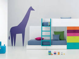 Bedroom Designs For Boys Children Decoration Beautiful Color For Kids Room With Purple Wall