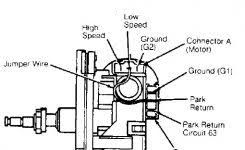 93 ford wiper motor wiring diagram 93 wiring diagrams